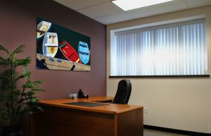 office spaces for a variety of Industries